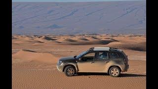Смотреть онлайн Можно ли на машине объездить Марокко
