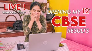 Opening My 12th CBSE Board Exam Results on CAMERA !! *Failed* ?? or * Pass* ??