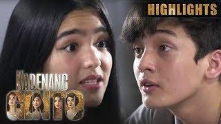 Mikoy (Seth Fedelin) serves Marga (Andrea Brillantes) a harsh reality check when she blames Cassie (Francine Diaz) for her family problems. (With English Subtitles)  Subscribe to the ABS-CBN Entertainment channel! - http://bit.ly/ABSCBNOnline  Visit our official website!  http://entertainment.abs-cbn.com http://www.push.com.ph  Watch the full episodes of Kadenang Ginto on TFC.TV: http://bit.ly/KadenangGinto-TFCTV and on iWant for Philippine viewers: http://bit.ly/KadenangGinto-iWant  Facebook: http://www.facebook.com/ABSCBNnetwork  Twitter:  https://twitter.com/ABSCBN https://twitter.com/abscbndotcom  Instagram: http://instagram.com/abscbnonline  Episode 210- July 31, 2019 Cast: Beauty Gonzalez (Romina) / Dimples Romana (Daniela) / Adrian Alandy (Carlos) / Francine Diaz (Cassandra, Cassie) / Andrea Brillantes (Margaret, Marga) / Richard Yap (Leon) / Benj Manalo (Felix) / Jem Macatuno (Bobby) / Emjay Savilla (Gabby) / Yong Muhajil (Teddy) / Eric Fructuoso (Alvin) / Seth Fedelin (Mikoy, Michael) / Kyle Echarri (Kristoff, Tope) / Bea Basa (Fatima) / Julie Esguerra (LJ) / Danica Ontengco (Nadya) / Christine Joy De Guzman (Nika) / Bea Borres (Maureen) / Arnold Reyes (Bernard) / Adrian Lindayag (Neil) / Angelina Kanapi (Juanita) / Kim Molina (Savannah) / Levi Ignacio (Mr. Araullo) / Chris Tan (Mr. Garcia) / uncredited (nurse, Hector's henchman) / Criza Ta-a (Roxanne)  #KGEskandalo #KadenangGinto #ABSCBNKadenangGinto