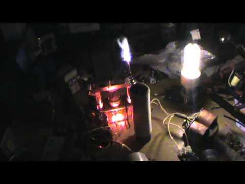High Freqency Plasma Tweeter Marko S Science Site