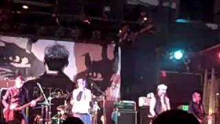 Turbonegro-rock against ass- santa cruz '09