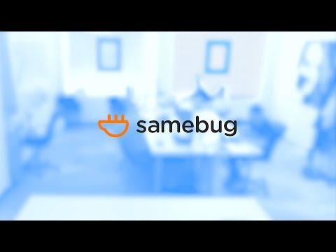 Samebug - Csapatvideó