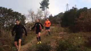 preview picture of video 'Crossfit Trailrunning Ourense'