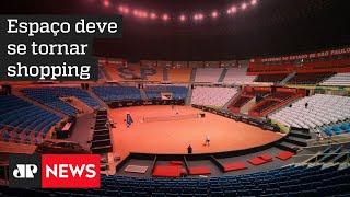 MP é contra demolição do ginásio do Ibirapuera para iniciativa privada