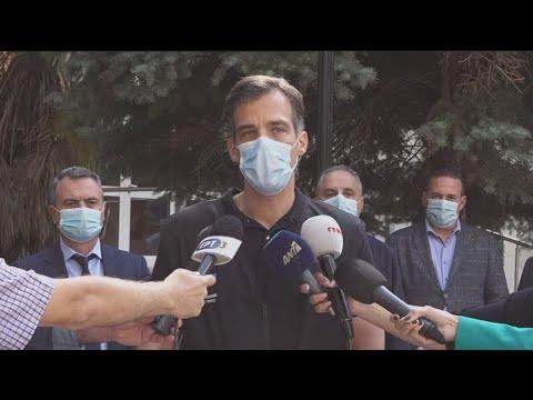 Τεστ κορονοϊού στην Πέλλα μετά τα 114 κρούσματα στο εργοστάσιο