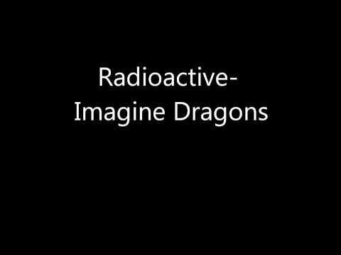 Radioactive-Imagine Dragons (Lyrics) Mp3