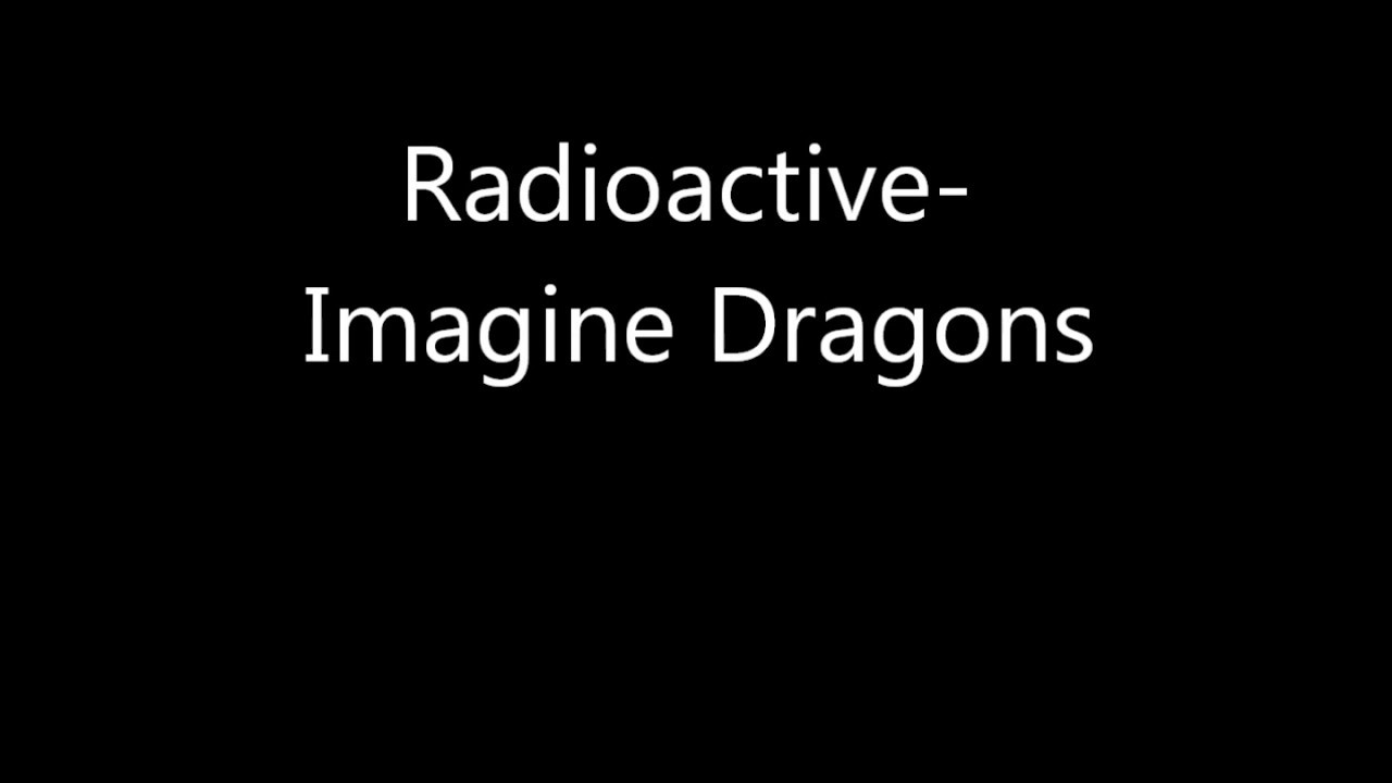 imagine dragons radioactive mp3 free download