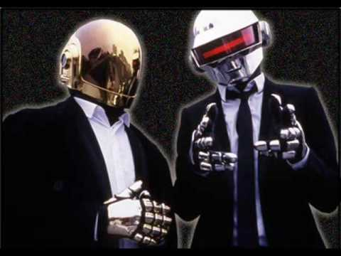 Daft Punk-Human After All/Together/One More Time/Music Sounds Better With You Backwards