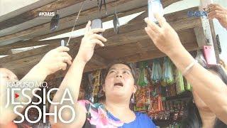 Kapuso Mo, Jessica Soho: Isang barangay sa Surigao del Norte, walang signal?