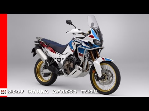 2018 Honda Africa Twin Motorcycle