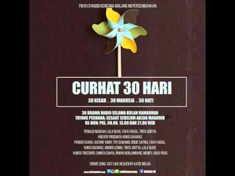 Video CURHAT 30 HARI 2015 (18) UNDANGAN TAHLILAN