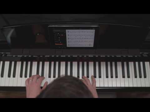 YAMAHA CSP-170PE Digitální piano