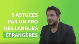 Comment Apprendre Une Langue Efficacement ? Les 5 Conseils De Luca Lampariello