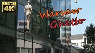 Searching for the Warsaw Ghetto - Poland 4K Travel Channel