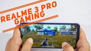 Realme 3 Pro Gaming Review with Temp Check