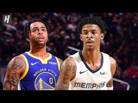 Memphis Grizzlies vs Golden State Warriors - Full  Highlights   Dec 9, 2019   2019-20 NBA Season