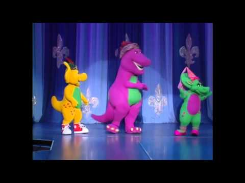 capitulo 5 de 6 del show de barney castillo musical full hd