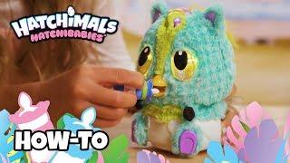 Hatchimals Hatchibabies | Unboxing + How-To