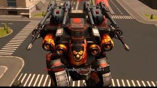 War Robots - 1 vs 1 Tactics Gameplay
