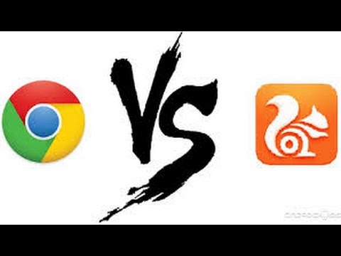 Download GOOGLE CHROME VS UC BROWSER || SPEED TEST , REVIEW HD Mp4 3GP Video and MP3