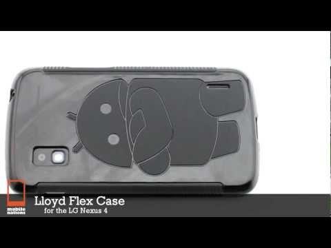LLOYD Flex Case for LG Nexus 4