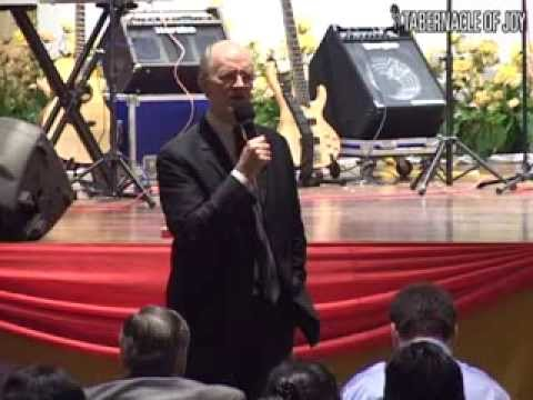"Apostolic Preaching- Lee Stoneking- ""God's Choice for you."""