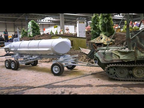 UNIQUE RC COLLECTION Vol.2!! RC MODEL SCALE TANKS, RC MILITARY VEHICLES, RC ARMY TRUCKS