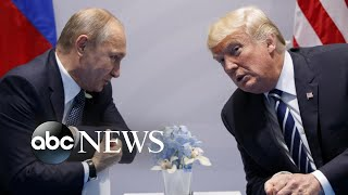 A Washington Post report claims President Trump concealed details of talks with Putin