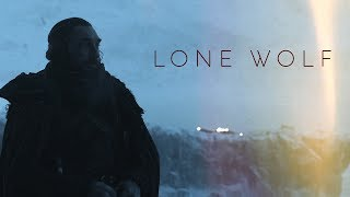 (GoT) Benjen Stark   The Lone Wolf