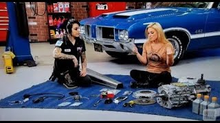 All Girls Garage Installs our TKO conversion into a Classic 442 Part 1