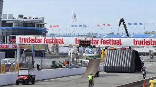 Truckstar Festival In Assen Met Een Stuntteam 29 07 2018