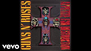 Guns N' Roses - November Rain (Audio / Piano Version / 1986 Sound City Session)
