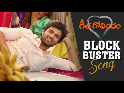 Geetha Govindam BLOCKBUSTER Song | What The Fulls | Vijay Deverakonda, Rashmika Mandanna