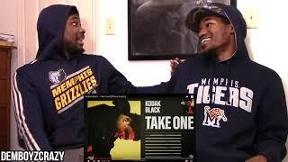 Kodak Black - Take One [Official Audio]Reaction