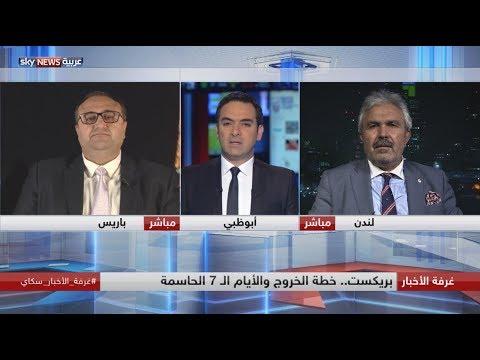 العرب اليوم - شاهد: خلافات بشأن خطة تيريزا ماي للانسحاب من الاتحاد الأوروبي