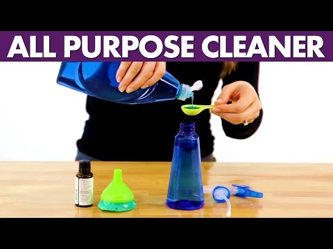 All Purpose Cleaner – Day 12 – 31 Days of DIY Cleaners (Clean My Space)