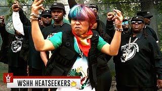 "Jon Lumi Ft. The Black Panthers Of Milwaukee ""Fuck Donald Trump"" (WSHH Heatseekers - Music Video)"