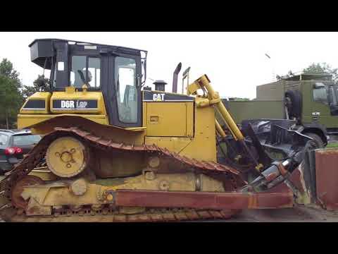 Video: Cat D6R LGP Series 2 dozer 1