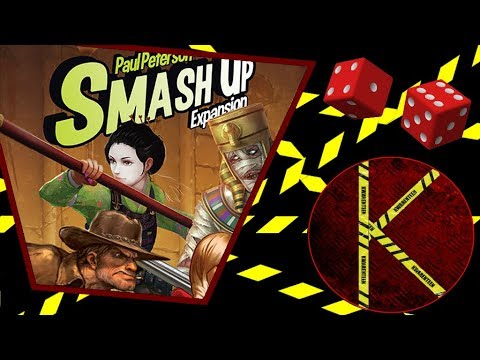 Smash Up: Oops, You Did It Again! Review