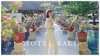Sunny's Bali Diary Ep 3 : TUR RUMAH AKU DI BALI! | healing chilling di Hotel ?