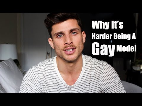Why It's Harder Being A Gay Model #MeToo | Barrett Pall