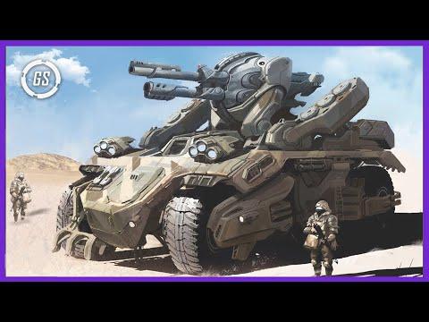 Sorprendentes Tecnologías Militares