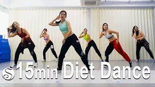 15 Minute Dance Workout. Cardio. Zumba. Dance. Diet. Choreo By Sunny. 줌바. 줌바댄스. 홈트. 다이어트.