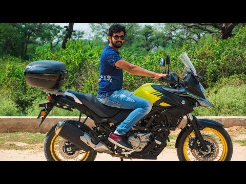 Suzuki V-Strom 650 Review - Phenomenal Motorcycle | Faisal Khan