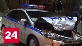 Гонки в Клину: буйного водителя отправили на психиатрическую экспертизу - Россия 24