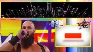 Brock Lesnar vs Roman Reigns   WWE SummerSlam 2018 19 August