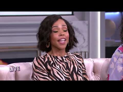 KJ Smith fromTyler Perry's SistasSays Tyler Changed The Lives Of The Cast