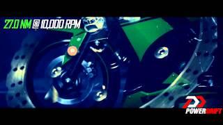 Kawasaki Ninja 300 - First Look - PowerDrift