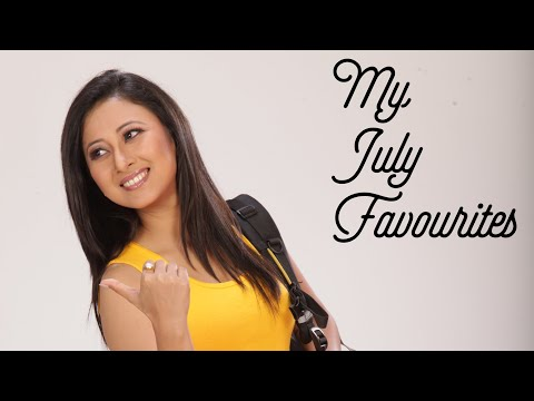 My Monthly Favourites for July | Favourite Products | Assamese Vlog | Meenakshi Gogoi