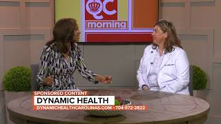 Having Joint Pain? Regenerative Therapy with Dynamic Health Could be the Key - QC Morning - 2/10/20